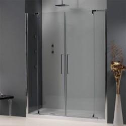 Dušas durvis