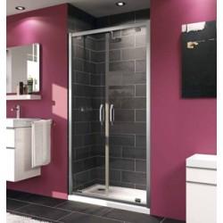 Kvadrātveida dušas durvis