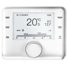 Āra temperatūras vadīts regulators ar āra sensoru Bosch CW400
