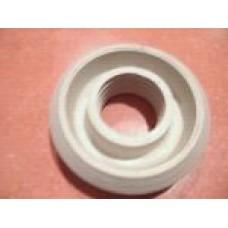 Gumijas pāreja Dn 76 čug.x32 plastm.