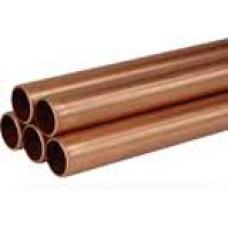 CU Cietā caurule D22x1,0mm (stienis 5m vai 2,5m)