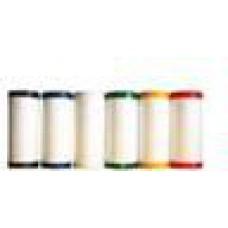 Filtra elements 5''mini dzeltens (PL, 10mikr)