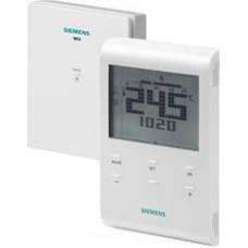 Bezvadu telpas termost. RDE100.1RFS nedēļas progr.
