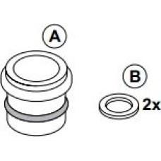 Pārbūves komplekts uz propānu (AGC15), JA39