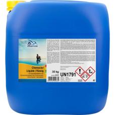 Nātrija hipohlorīta šķīdums 35kg