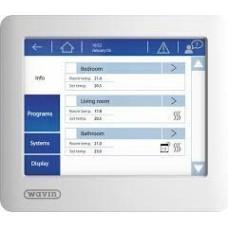 Skarienjūtīgs LCD-200 paplašinājums, centrālā vadī
