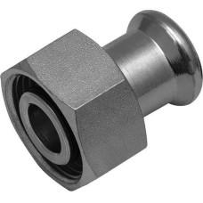 Karbona pussaskrūve 28x1¼'' (Steel) KAN-therm