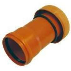 PVC pāreja uz betona caurules uzmavu 110/148