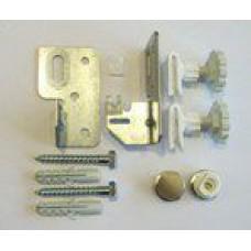 Radiatoru sienas stiprinājuma āķi (2gab.)