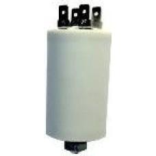 Kondensators 60,0 µF ar plāksnītēm