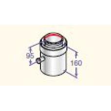 Dūmvada kondensāta savacējs D110/150, DY918