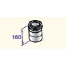 Dūmvadu pāreja 100/150-110/150, DY817