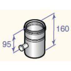Dūmvada kondensāta savacējs D80, DY919