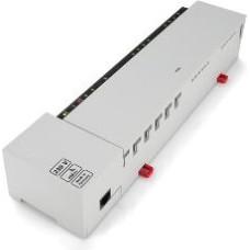 SMART LAN spaiļu bloks, 4 zonas, 6 izpildmeh. 24V