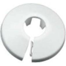 Dekoratīvā rozete D16 balta TIA