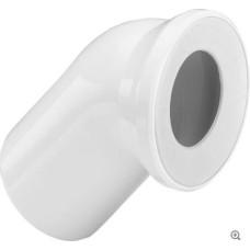 WC līkums 45° balts Viega