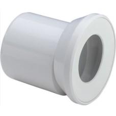 WC ekscentrs balts Viega