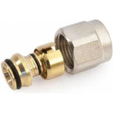 Pieslēgs daudzslāņu caurulei 3/4'' - 16x2,0mm GF*