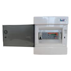 Digitālais jonu katla vadības bloks  9 kW (3 fāzes) ar pakāpenisku jaudas regulāciju