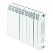 Alumīnija radiators 98x432x480mm (6 sekcijas)