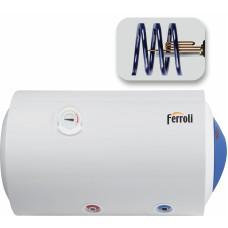 Kombi.boiler. 100 l horizontalais Calypso MT