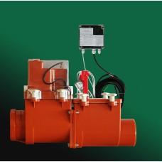 Pretvārsts DN110 ar elektropiedziņu 12W/230V
