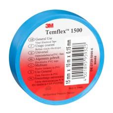 Temflex izolācijas lente 19mm zila 19mmx20mx0,15mm
