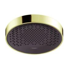 Rainfinity 250 1jet augšējā duša, pulēts zelts