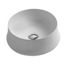 Sharp izlietne d42cm, apaļa, uz virsmas, balta