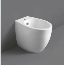 Bormio bidē 54x35cm, balts