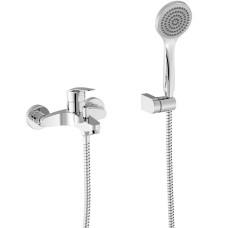 BASE-TRES PLUS vannas maisītājs ar rokas dušu