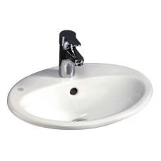 Vannas istabas izlietne Nautic 5545 - iebūvējama 45 cm