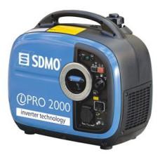 SDMO strāvas ģenerators INVERTER PRO 2000 2 kW3499231000724