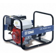 SDMO strāvas ģenerators HX 4000 C 4.0 kWHX 4000 C 4KW/230V