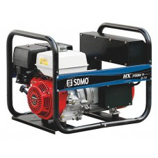 SDMO strāvas ģenerators HX 7500 T-C 6.0 kWHX 7500 T-C