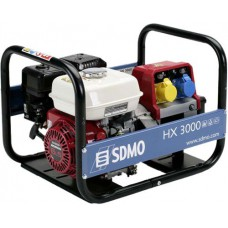 SDMO strāvas ģenerators HX 3000 3 kWHX 3000