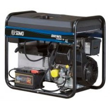 SDMO strāvas ģenerators DIESEL 15000 TE XL C MODYS 10 kWDIESEL 15000 TEXL C MODYS