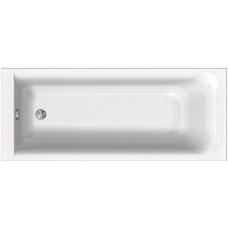 Taisnstūra vanna Rekord 170x75cm