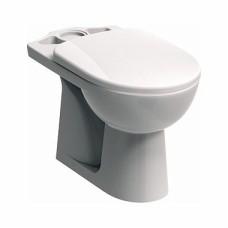 Nova Pro pie grīdas stiprināma WC poda apakša ar vertikālu izvadu