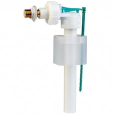 """Ūdens uzpildes mehānisms Basic 330, 3/8"""", pieslēgums no sāna, kreisā / labā puse"""