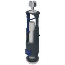 Universālais ūdens noskalošanas mehānisms Basic 240, divrežīmu noskalošanas funkcija