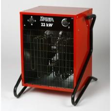 Elektriskais mobīlais Sildītājs DANIA 22kW,400V