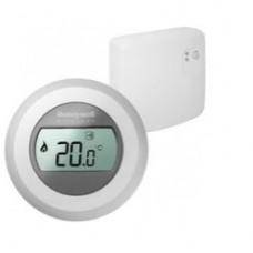 Bezvadu termostats T87RF, ar releju
