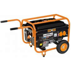 Ģenerators CPG3000 3,85kW 230V ar benz.dzin.T.I.P.
