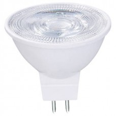 Spuldze LED MR16 5W350lm60* GU5.3 12v AC/DC 3000K LEDURO