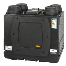 HRV10.25 Q Plus BC Eco 505m3/h@100Pa