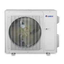 Ār. daļa siltumsūknis gaiss/gaiss 3,53/4,2kW Amber -30oC