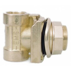 Urbuma adapteris EMS 1'' A1650 Brass